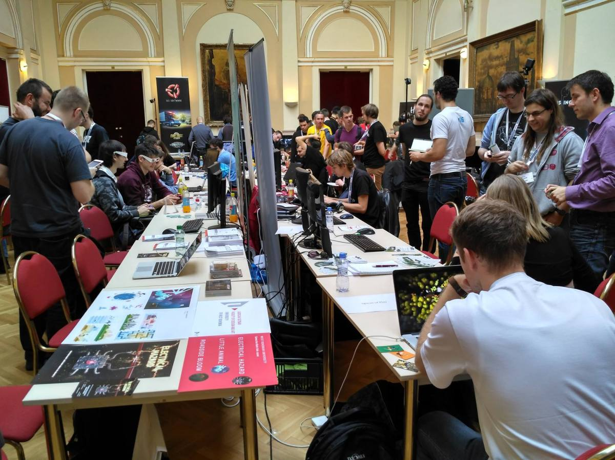 Game Developers Session2016